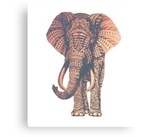 Fairy Elephant  Canvas Print