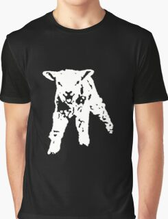 Rock and roll Lamb Graphic T-Shirt