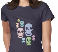 Pastel Goth Womens Fitted T-Shirt