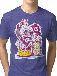 DROWNING Tri-blend T-Shirt