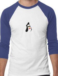 Penguin 2 Men's Baseball ¾ T-Shirt