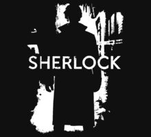 Sherlock Black Cover by Lugonbe