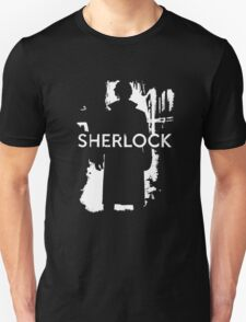 Sherlock Black Cover T-Shirt