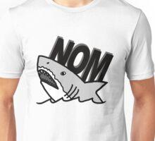 Shark Nom Unisex T-Shirt