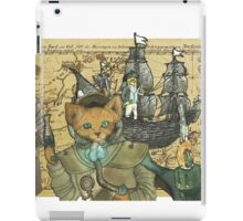 Piarte Cats!! iPad Case/Skin