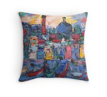 venice 50 Throw Pillow