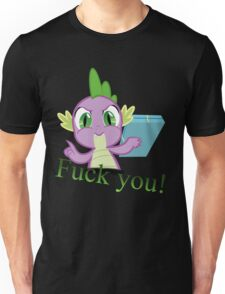 Spike F***s you! Unisex T-Shirt