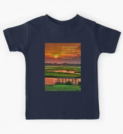 This is the day which the Lord has made... Kids Tee