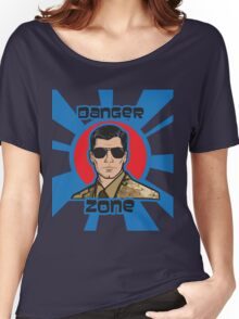 You Better Call Kenny Loggins - Military Uniform Version Women's Relaxed Fit T-Shirt