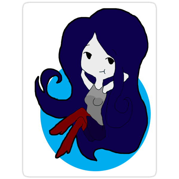 Marcy Chibi  by Samantha Smith