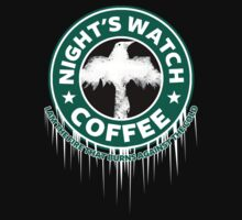 Nights watch coffee by bomdesignz