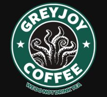 Greyjoy coffee by bomdesignz