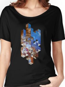 Ramblocks Women's Relaxed Fit T-Shirt