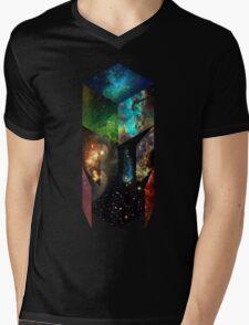 Spocedoors Mens V-Neck T-Shirt