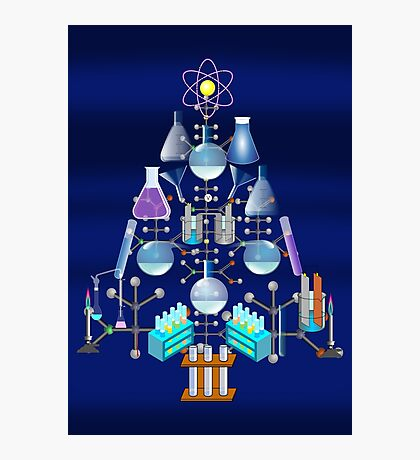Oh Chemistry, Oh Chemist Tree  Photographic Print
