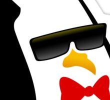 Penguin 4 Sticker