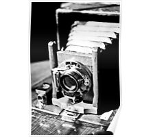 Old Camera Love Poster