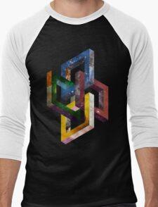 Links Men's Baseball ¾ T-Shirt