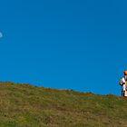 Moon__________________________Man by Lianne Wooster