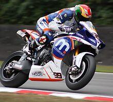 Dan Linfoot - Motorpoint Yamaha by Matt Dean