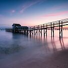 Shelley Dawn - Portsea, Victoria, Australia by Sean Farrow
