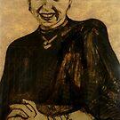 Girl in a Black Dress by JolanteHesse
