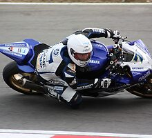 Billy McConnell - CAME Yamaha by Matt Dean