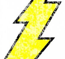 The Flash Grunge Sticker