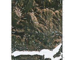 USGS Topo Map Washington State WA Rimrock Lake 20110506 TM by wetdryvac