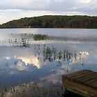 MUUSA lake mirror sky by Rogere0829