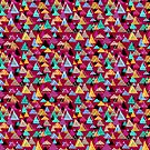 Oaxacan Triangles - Wild Spirit by joyfulroots