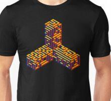 Caltrop Maze Unisex T-Shirt