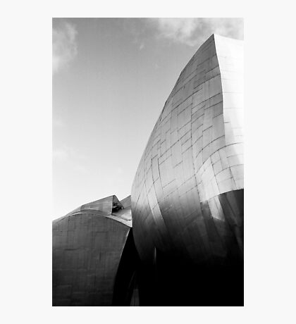 Experience Music Project, Seattle Photographic Print