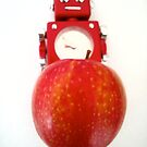 Robot apple 1 by impossiblesong