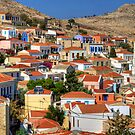 Nimborio, Halki by Tom Gomez