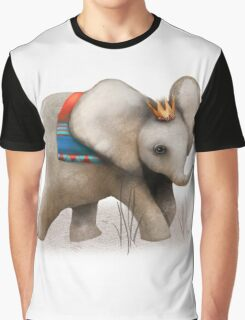 The Baby Elephant Prince Graphic T-Shirt