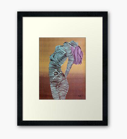 Lib 1140 Framed Print