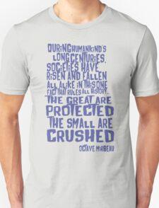 Crushed  T-Shirt