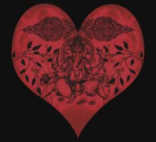 INDIANHEART Baby Tee