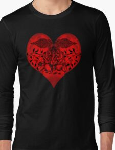 INDIANHEART Long Sleeve T-Shirt