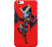 Queen of Pain Dota 2 iPhone Case/Skin
