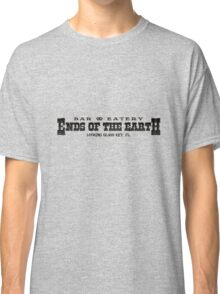 Ends of the Earth (plain) Classic T-Shirt