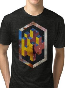 Ricktacular Prison Tri-blend T-Shirt