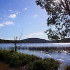 cudgen lake ... by gail woodbury