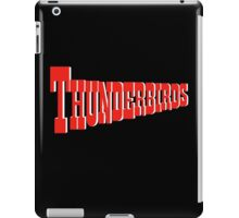 Thunderbirds iPad Case/Skin