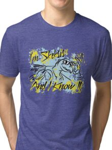 Skesis And I Know It Tri-blend T-Shirt