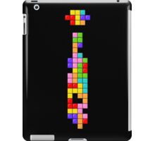 Tetris Thin Tie iPad Case/Skin