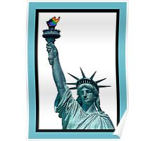 GAY LIBERTY...AND JUSTICE FOR ALL Poster