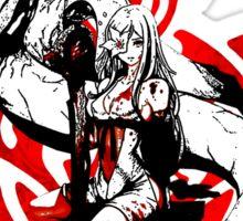 Zero and Mikhail Sticker