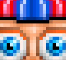 Five Nights at Freddy's 2 - Pixel art - Balloon Boy Sticker
